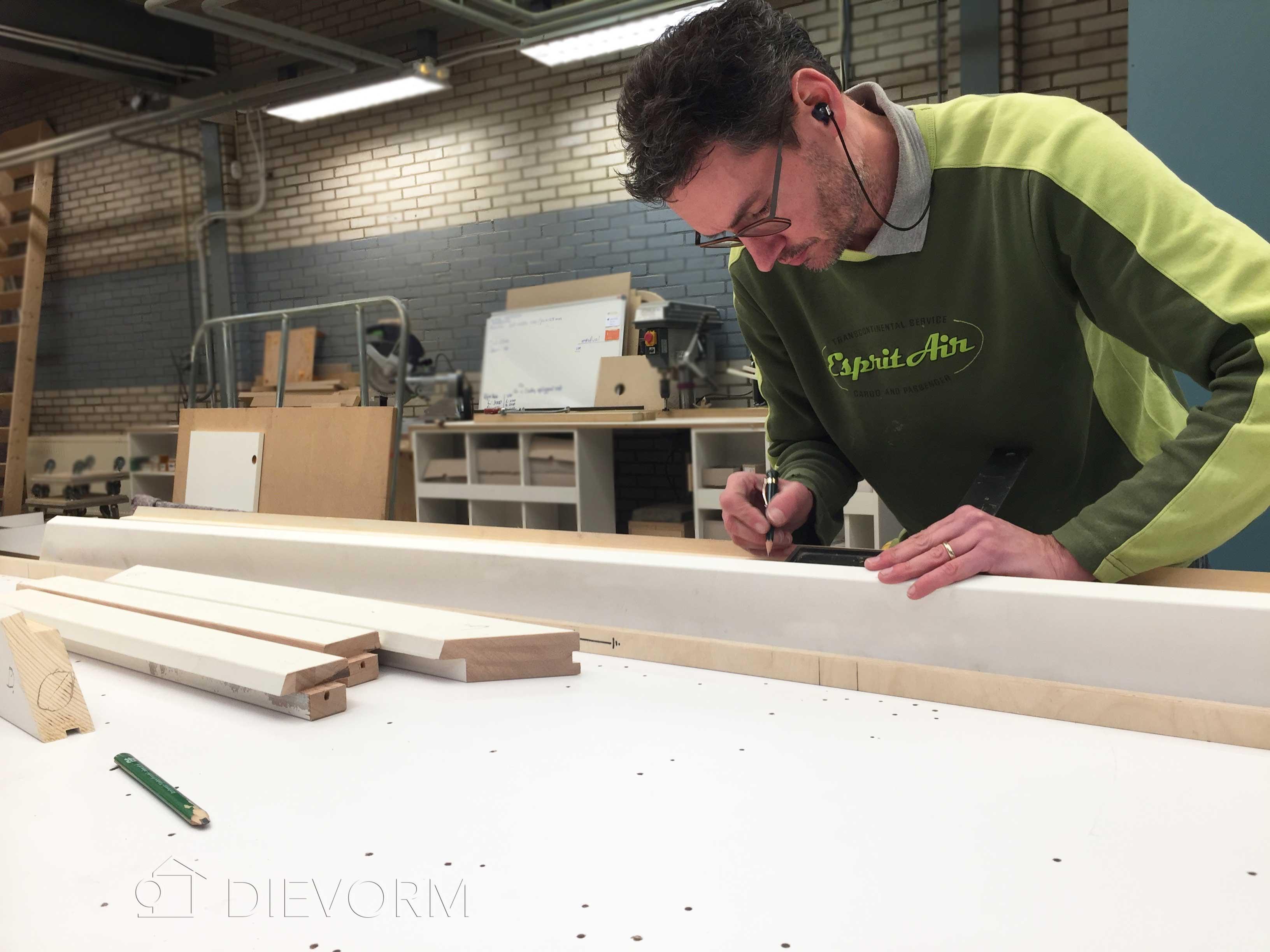 Dievorm meubelmakerij